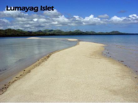 Lumayag Islet