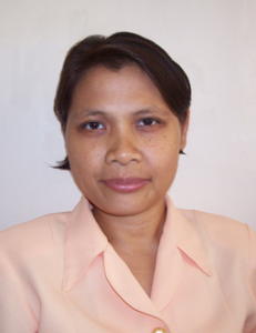 Ma. Thelma G. Betonio Human Resource Management Officer
