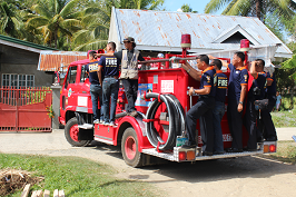 Mabini Fire and Rescue Unit