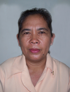 Fe C. Ladaran Municipal Budget Officer
