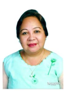 Hon. Esther Fostanes-Tabigue, RND Municipal Mayor